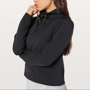 NWT Lululemon Tied to You Pullover